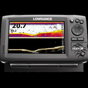 LOWRANCE Hook- 7x