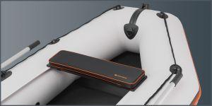 Soft Seat Kolibri KM-400-KM450DSL, Gray/Black