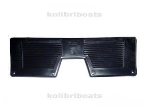 Transom plate Kolibri (plastic)