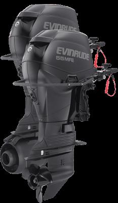 Evinrude 55 HP MFE