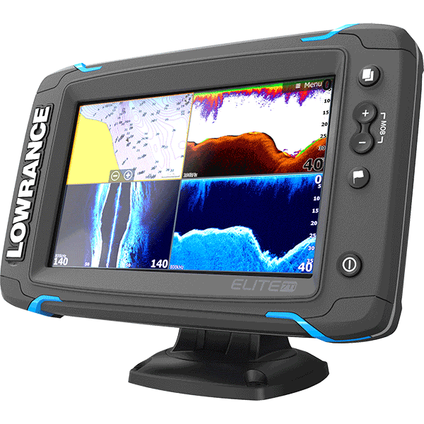 lowrance elite 7 ti combo. Black Bedroom Furniture Sets. Home Design Ideas