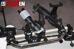 Round rail with two mounts FASTen (610 mm) Gr610-2FMr232